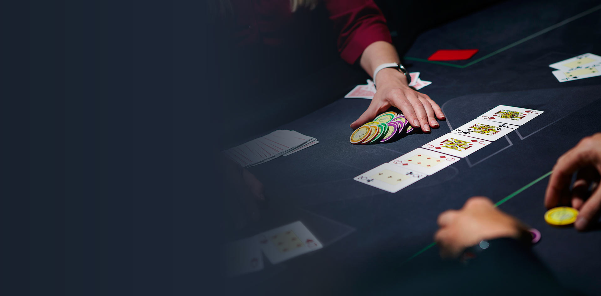 Casino newcastle poker schedule